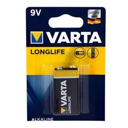 VARTA - Varta 9 Volt Alkalin Pil Tekli Bilister