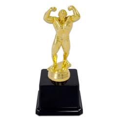 - Vücut Geliştirme Figürlü Ödül Kupası