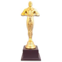 Digitronix - Yılın Oskarı Bay Plastik Ayaklı Altın Sarı
